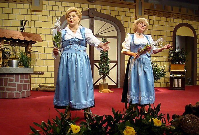 Maria & Margot Hellwig* Die Hellwigs Und Der Weihnachtsmann - Die Bescherung